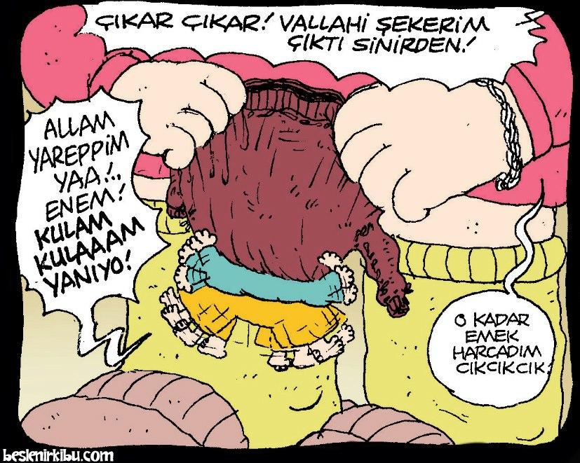 Karikat�r > :):):)